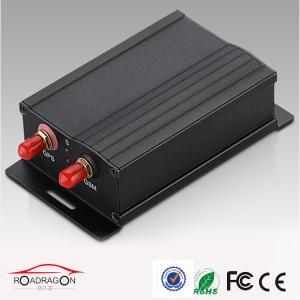 Quality Black 65mA 10 V - 60 V AVL GPS Tracking , Vehicle GPS Tracker Device for sale