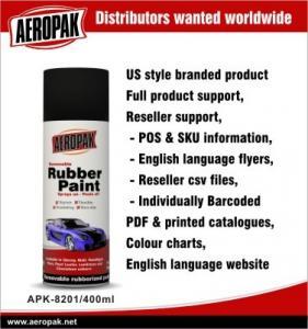 Quality Auto Aerosol Spray Paints / Rubber Paint Plasti Dip All Purpose Spray Paint for sale