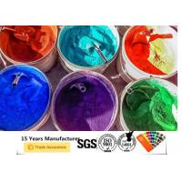 Quality Anti Corrosive Home Powder Coating Smooth Surface Epoxy Polyester Material for sale