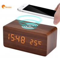 Quality Compact Design Desktop Charging Station Portable Wireless Phone Charger for sale