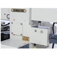 Buy cheap Leather Industrial Flatlock Sewing Machine , Thick Fabric Programmable Sewing from wholesalers