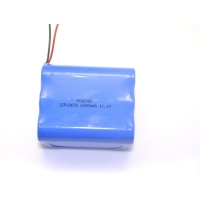 Quality Samsung18650 11.1 Volt Small Lithium Ion Battery 6000mAh for sale