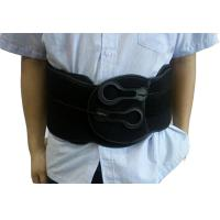 China BS-02-2 Comfortable Elastic Back Brace Three Level Detachable With Support Plate /Nursing care orthopetic on sale