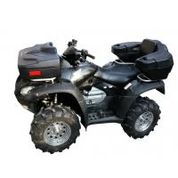 China Yamaha 500CC Four Wheel Drive ATV , Man High Speed Dirt Bike on sale