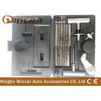 Quality Emergency Heavy Duty Car Tire Repair Kit , Car Tire Patch Kit With Digital Gauge for sale