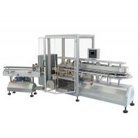 Quality PLC Controlled Vertical Type Automatic Cartoning Machine for Small Box Contained Products for sale