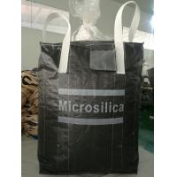 Quality Silicon Metal Industrial Bulk Bags Empty Jumbo Bags For Packing 1000KG 1500KG for sale