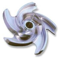 Quality Paddle impeller with subsidiary blades for sale
