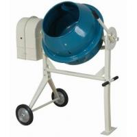 Buy cheap Concrete Mixer 140L, straight handle from wholesalers