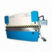 Quality 40 to160T Torsion Synchronization and Digital Display Press Brake with Front Support Sheet Frame for sale