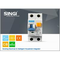 Buy MCCB / RCCB Earth leakage micro circuit breaker , overload / short circuit breaker at wholesale prices