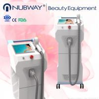 Quality CE approved 808nm Diode Laser Hair Removal Machine with 12*20mm big spot size crystal for sale