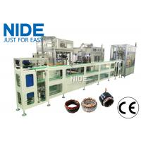 Quality Electric Motor Stator Winding Machine High Efficiency for Fan Motor Stator Production for sale