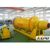 Grate Type Mining Ball Mill In Chemical Industry With Capacity 25-75t/h