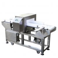 China Auto Conveying Metal Detector Food Safety For Package Line , 300*150mm Tunnel Size on sale