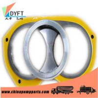 Quality Concrete Pump Accessories Wear Plate and Cutting Ring for sale