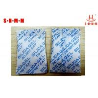Quality Moisture - Proof Silica Desiccant Packs With Different Weight Per Pouch for sale
