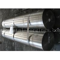 Quality SA182-F304 Stainless Steel Forging Bar Solution And Proof Machined for sale