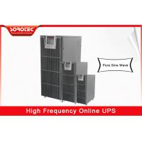 China 6Kva 5.4kw 220vac Uninterruptible Power Source UPS Battery Backup Built in180vdc Battery on sale