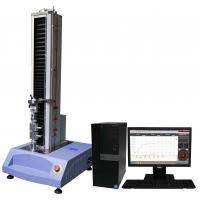 Buy Servo Control Electronic Universal Testing Machine 5KN Capacity ASTM D3330 at wholesale prices