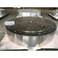 China Durable Round Steel Flanges Tubesheet A516 Standard GR.70 Grade High Strength for sale