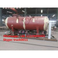 Quality 6MT skid mounted lpg propane gas refilling plant for filling gas cylinders for sale, mobile skid lpg gas refilling plant for sale