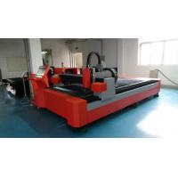 2 Years Warranty Sheet Metal Laser Cutting Machine for Stainless Steel / Carbon Steel