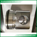 Quality Cummins 6BT diesel engine Piston 3957790 Komatsu S6D102 HART Piston kit 3957795 ART 6735-31-2111 for sale