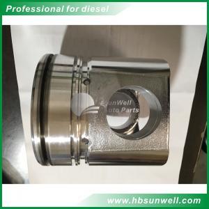 Buy cheap Cummins 6BT diesel engine Piston 3957790 Komatsu S6D102 HART Piston kit 3957795 ART 6735-31-2111 from wholesalers