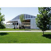 Quality 1000 Capacity Big TFS Tent Arc - shaped ClearSpan Structure For Wedding Event for sale