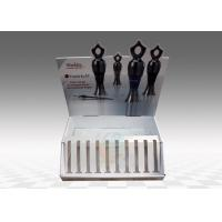 Buy cheap Eye-lash Cosmetic Customize Cardboard Counter Display in Fashion Design from wholesalers