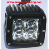 Buy cheap 12W IP68 water-proof led work light from wholesalers