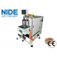 Quality Programmable automatic stator end coil lace machine Single working station for sale