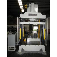 Precise Structure Four Column Hydraulic Press Machine For Plastic And Metal