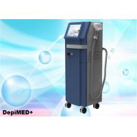 Quality 808nm Diode Laser Hair Removal Machine 10bars 800W 13x13mm2 10.4 for sale