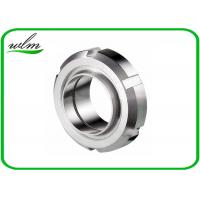 Quality ISO2853 Sanitary Union Couplings Set Stainless Steel Sanitary Pipe Fittings for sale