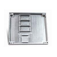 Quality CNC Machining Extruded Aluminum Case With Drilling / Milling / Tapping for sale