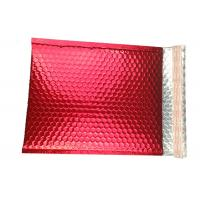 Quality Moisture Proof Colorful Metallic Glamour Bubble Mailers Shipping  Mailing Bags for sale
