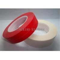 Quality 155℃ Electrical Insulating Materials Crepe Paper / Fiberglass Adhesive Tape For Transformer for sale