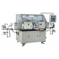 Buy cheap Double Winding Flyer Automatic Rotor Coil Winder Machine High Performance from wholesalers