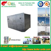 Quality 80 Ton Gas Boiler Air Preheater In Thermal Power Plant , AirPre Heater for sale