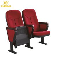 Quality Public Furniture Folding Audience Seating Chairs With PP Shell / Pan for sale