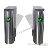 Quality CE Approved 304 Stainless Steel Swing Turnstile All-in-one Electronic security entrance turnstile sliding gate for sale
