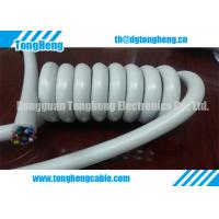 China Medical Device Long Lasting Customized Retractable Cable Grey Jacketed on sale