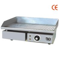 Quality Commercial Electric Griddle Table Top 3 KW Heavy Duty CE approval Electric Griddle FMX-WE102 for sale