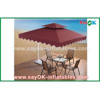 Buy cheap 2.5 * 2.5M Advertising Sun Umbrella Beach Garden Patio Umbrella from wholesalers