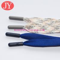 Buy cheap Customized Colors Plastic drawcord Tip Drawcord Cusotmized logo from wholesalers