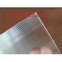 Quality China 3D Lenticular Lens Sheet clear PS Lenticular 20 lpi Lens Sheet 3MM flip Lenticular Lens Sheet factory for sale