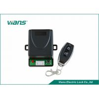 Quality CE Remote Control door release switch , Access Control push to exit button for sale