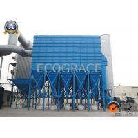 China Industrial Flue Gas Filtration Equipmet Baghouse Filter with High Efficiency on sale